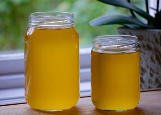 Ghee: hur du gör eget klarifierat smör