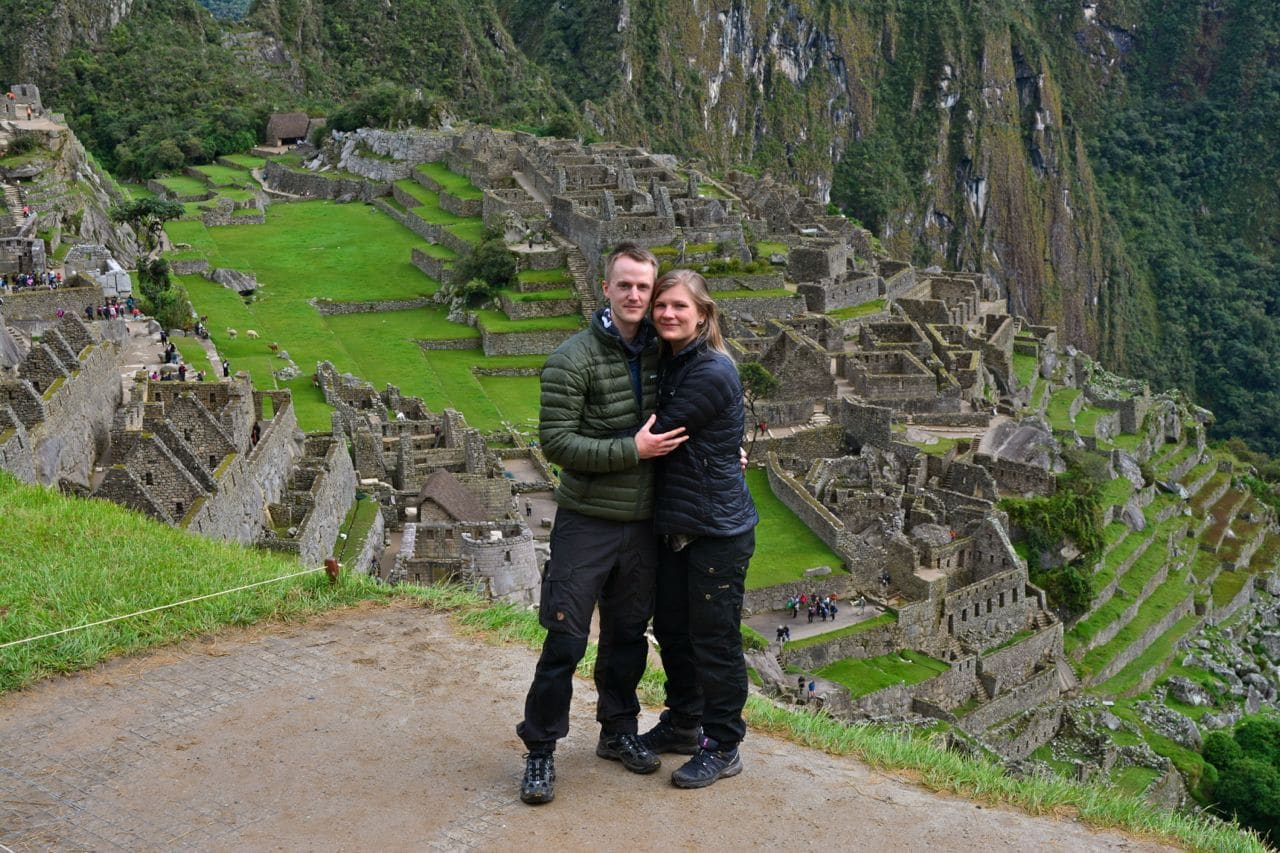 Vårt äventyr i Peru – Inkaleden
