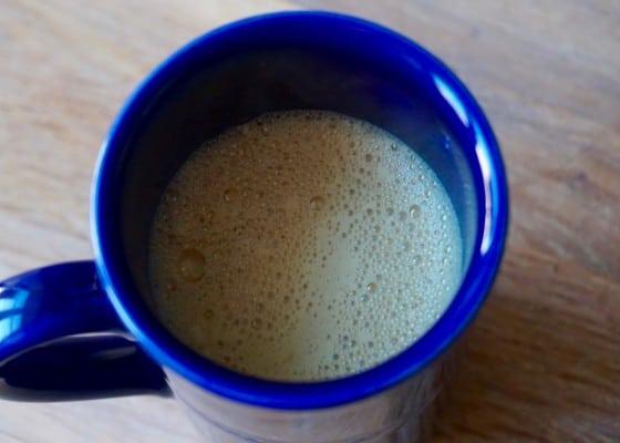 Äggkaffe