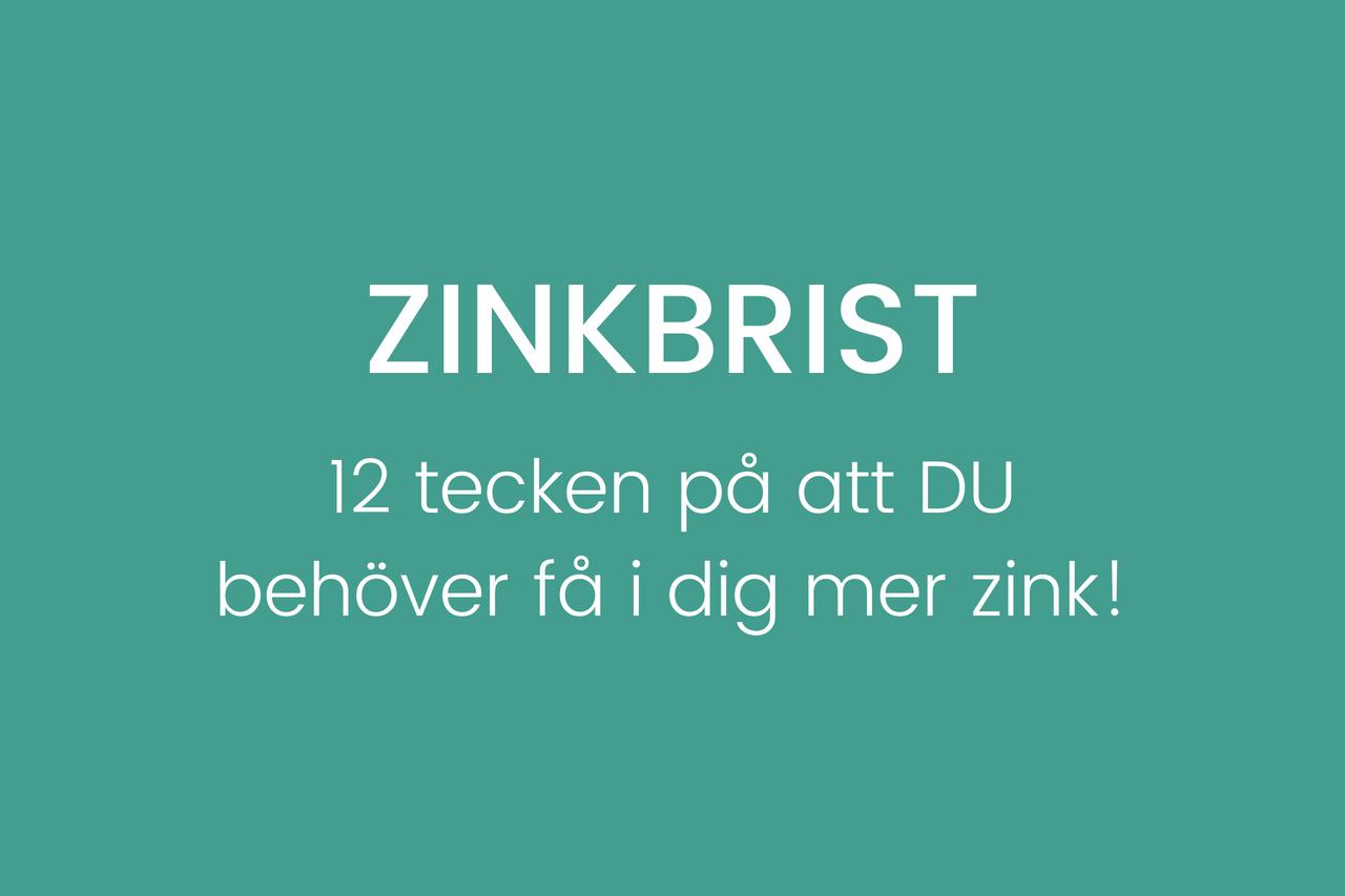 zinkbrist