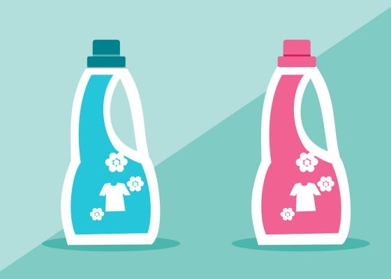 Sluta städa och tvätta bort viktiga bakterier!